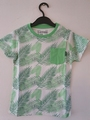 Tiffosi t-shirt Board groen 116